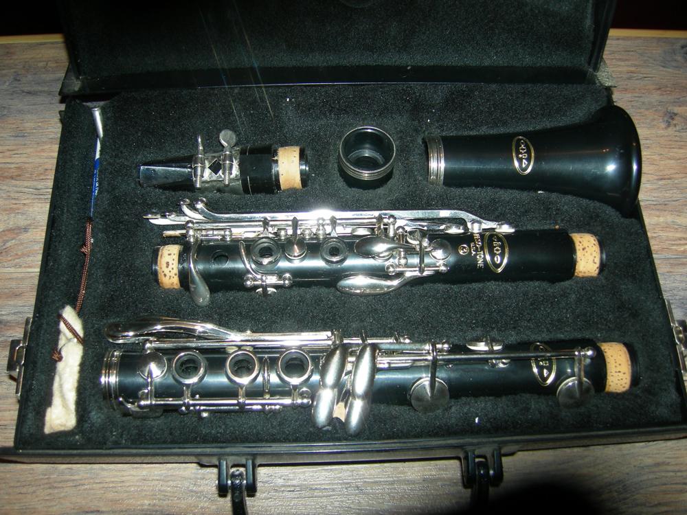 Le Blanc Vito Reso-Tone 3 Bb Clarinet • The Sax Shack