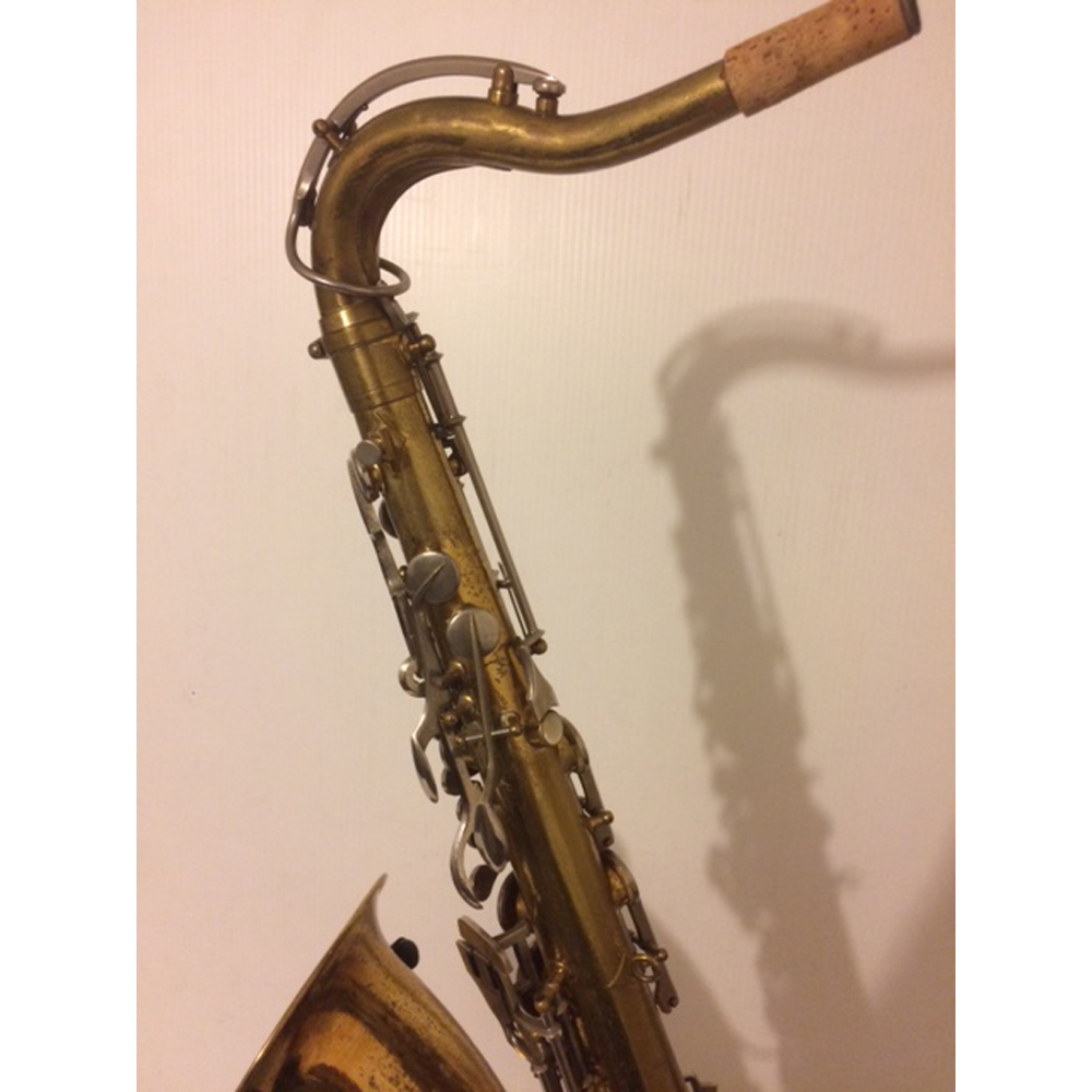 dearman president vintage tenor saxophone the sax shack. Black Bedroom Furniture Sets. Home Design Ideas